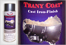 G-Tec Trany Coat - Case of 6 Cans - Cast Iron