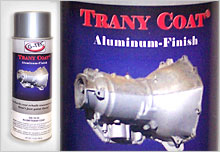 Trany Coat - Case of 6 Cans - Aluminum